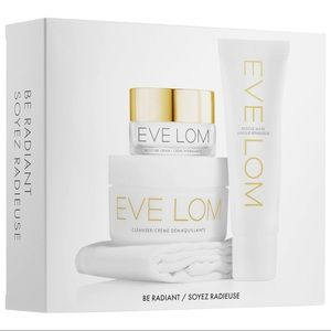 EVE LOM Be Radiant Discovery Set NEW IN BOX